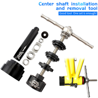 Road Mountain Bicycle BB Tool Press In Intergrated Bike Bottom Bracket Install Removal Tool MTB Bicycle For BB68/BB30/PF30