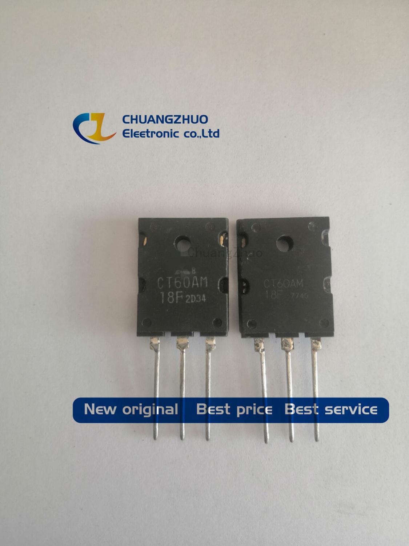 Free Shipping! 10pcs/lot CT60AM-18F CT60AM CT60AM18F TO-3PL Good Quality
