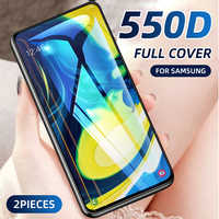 2 PCS Tempered Glass For Samsung Galaxy A50 A30 Screen Protector Glass For Samsung Galaxy M20 M30 A20 A20E A40 A80 A70 A60 Glass