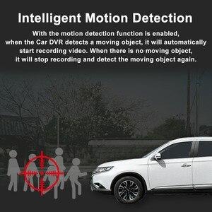 """Image 4 - Katuxin 12 """"1296P Auto Dvr Spiegel Streamen Media Nachtzicht Achteruitrijcamera Parking Monitor Video Recorder Dash cam Recorder H20"""