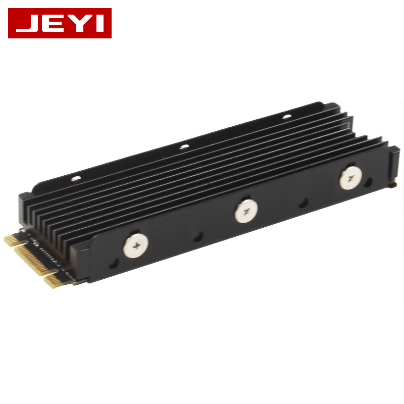 Heatsink Warship Gold Bar NVME NGFF M.2 Water Cooling Thermal Silicon Aluminum