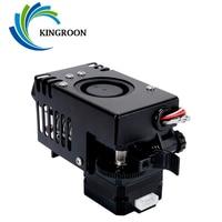 KINGROON-extrusora Titan para impresora 3D, Hotend para filamento de 1,75mm, extremo caliente para piezas de impresora 3D KP3S Ender 3 CR10