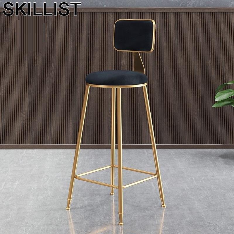 Sgabello Stuhl Banqueta Todos Tipos Sedia Barstool Barkrukken Hokery Stoel Cadeira Silla Tabouret De Moderne Bar Chair