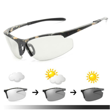 New Polarized Photochromic Men Sunglasses Fashion Chameleon Glasses Women Drivers NEW Gafas de sol hombre