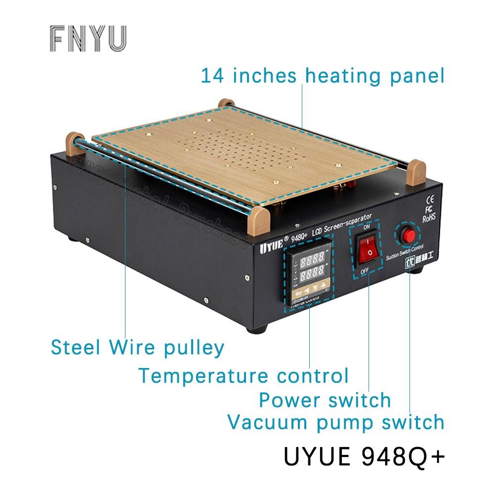 Vacuum Pump UYUE 948Q