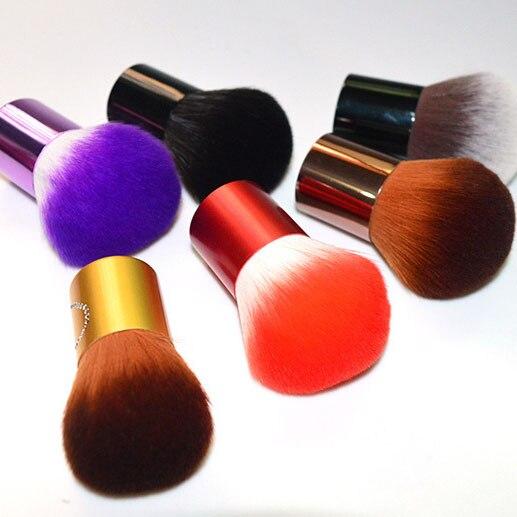 Big Size Makeup Brushes Soft Portable Blush Kabuki Blush Brush Makeup Nail Beauty Dust Brush Gift Set For Women Make Up Brushes