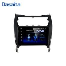 "Dasaita 10.2 ""Android10.0 Car GPS PlayerสำหรับToyota Camry 2012 2014 USA & MID Eastรุ่นocta Core 4GB RAM Autoradio DVD"