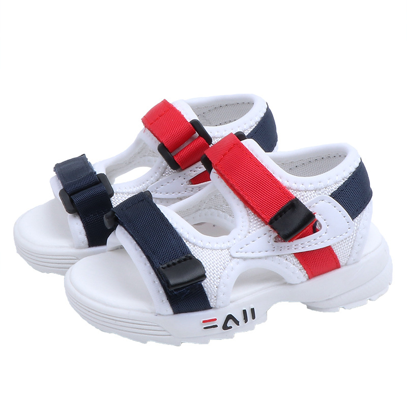 European High Quality Children Sandals Hot Sales Cute Cool Shoes Kids Summer Beach Lovely Girls Boys Baby Toddlers Shoes