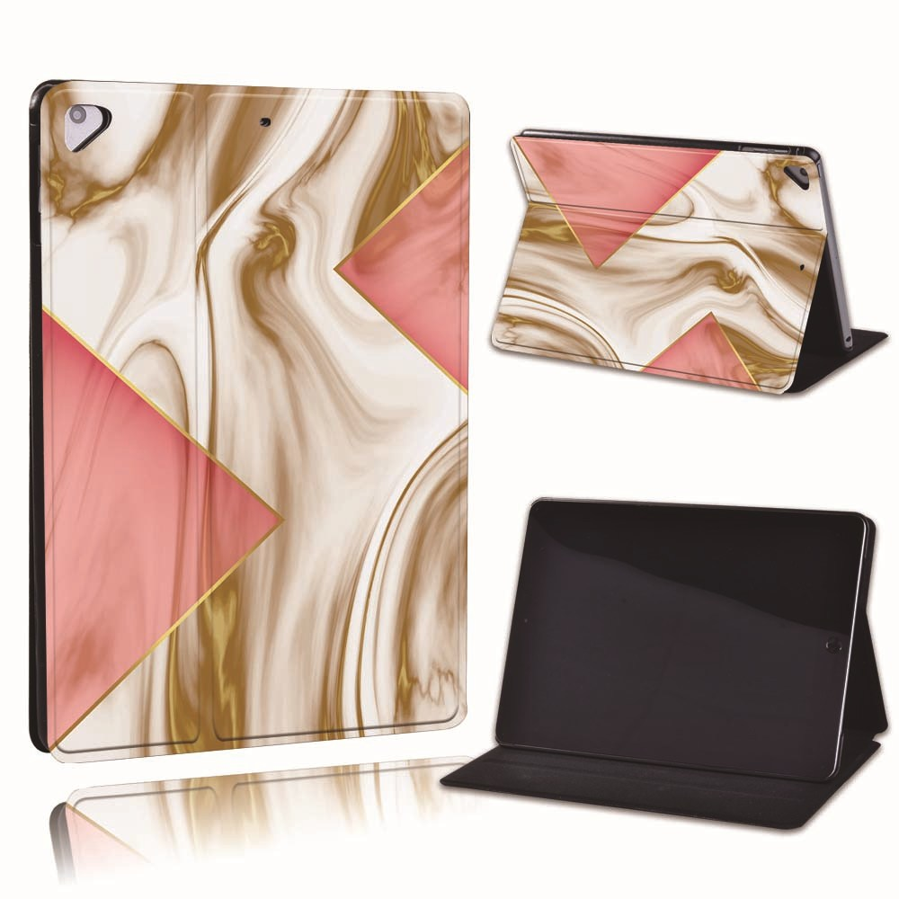 Apple Printed 2020 A2428 8 Geometry Generation) Leather For Slim 10.2