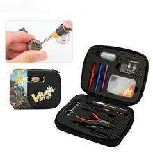Electronic cigarette tool 12 in 1 electronic DIY kit Multifunctional  set