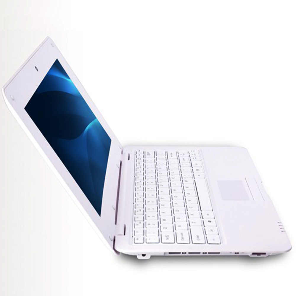 Notebook Baru 10.1 Inch Android Klasik 6.0 Laptop Laptop Quad Core Android Tablet PC Wi-fi Mini Netbook Komputer Tablet