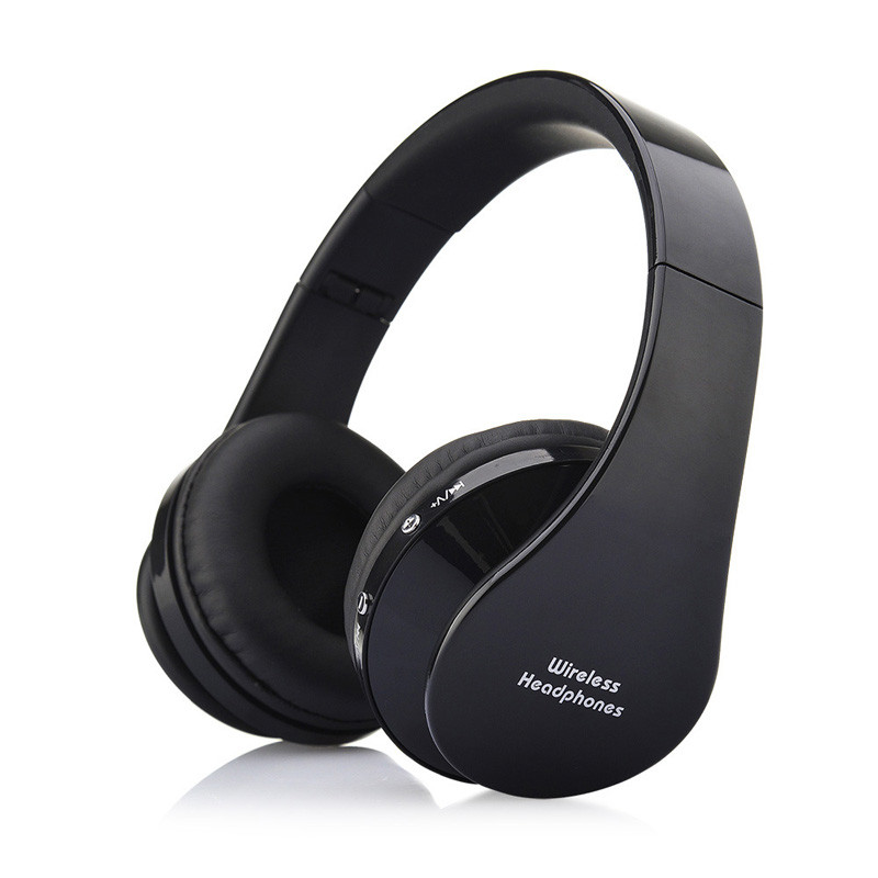 Foldable adjustment wireless Bluetooth stereo headset pure sound quality film and television sports hands-free headset with #10 image