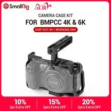Smallrig Bmpcc 4 K Kooi Kit Voor Blackmagic Design Pocket Cinema Camera 4 K Bmpcc 4 K/Bmpcc 6K Komt Met Nato Handvat Ssd Mount