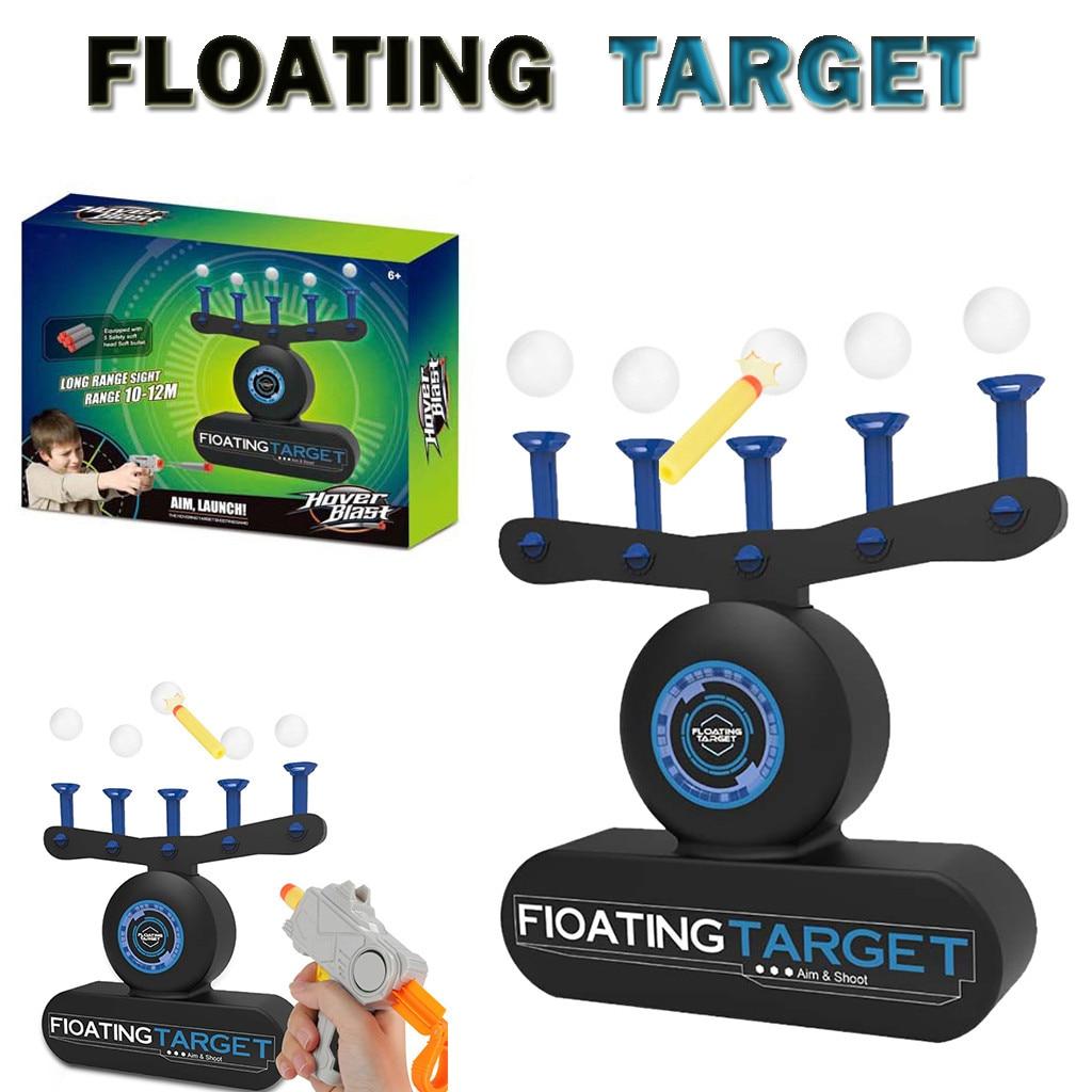 USB Floating Target Airshot Game Foam Dart Blaster Shooting Ball Kid Xmas Gifts Kids Toys Brinquedos Juguetes игрушки New Style