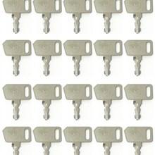 (20) Terex 14644 M516 Generation Gen 7 Dumptruck ADT Ignition  Keys 15271326