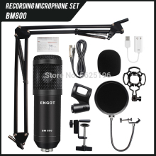 promotion original new isk bm 800 professional recording microphone condenser mic for studio and broadcasting without carry case BM 800 home Studio recording equipment condenser microphone mic kit set with BM800 BM-800 for Broadcasting karaoke computer