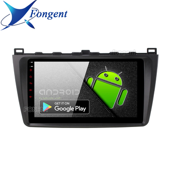 For Mazda 6 Rui 2008 2009 2010 2011 2012 2013 2014 2015 IPS 2din Android Car Radio Wifi GPS Navigation Unit Multimedia Player image