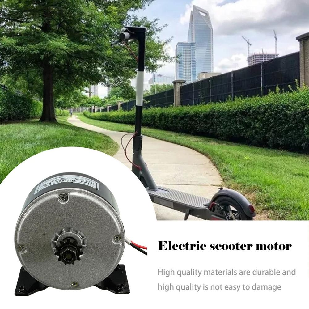 24V Dc Motor Brushed 250W 2750Rpm For Diy Electric Scooter E Bike Bicycle My1025 Modification Accessories