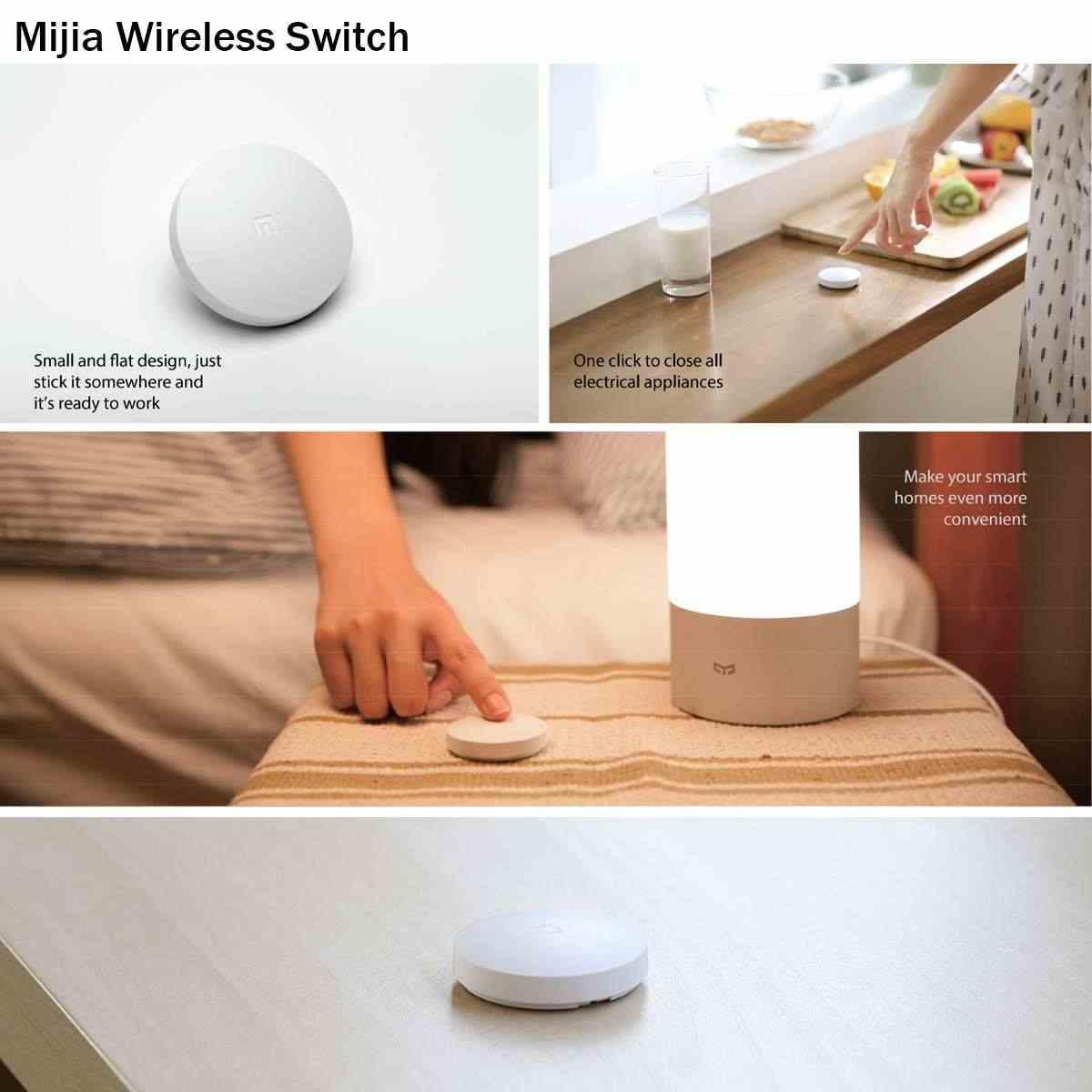 Xiaomi Mijia automatyki inteligentnego domu wielofunkcyjny bramy drzwi okno ciało czujnik czujnik temperatury i wilgotności bezprzewodowy przełącznik