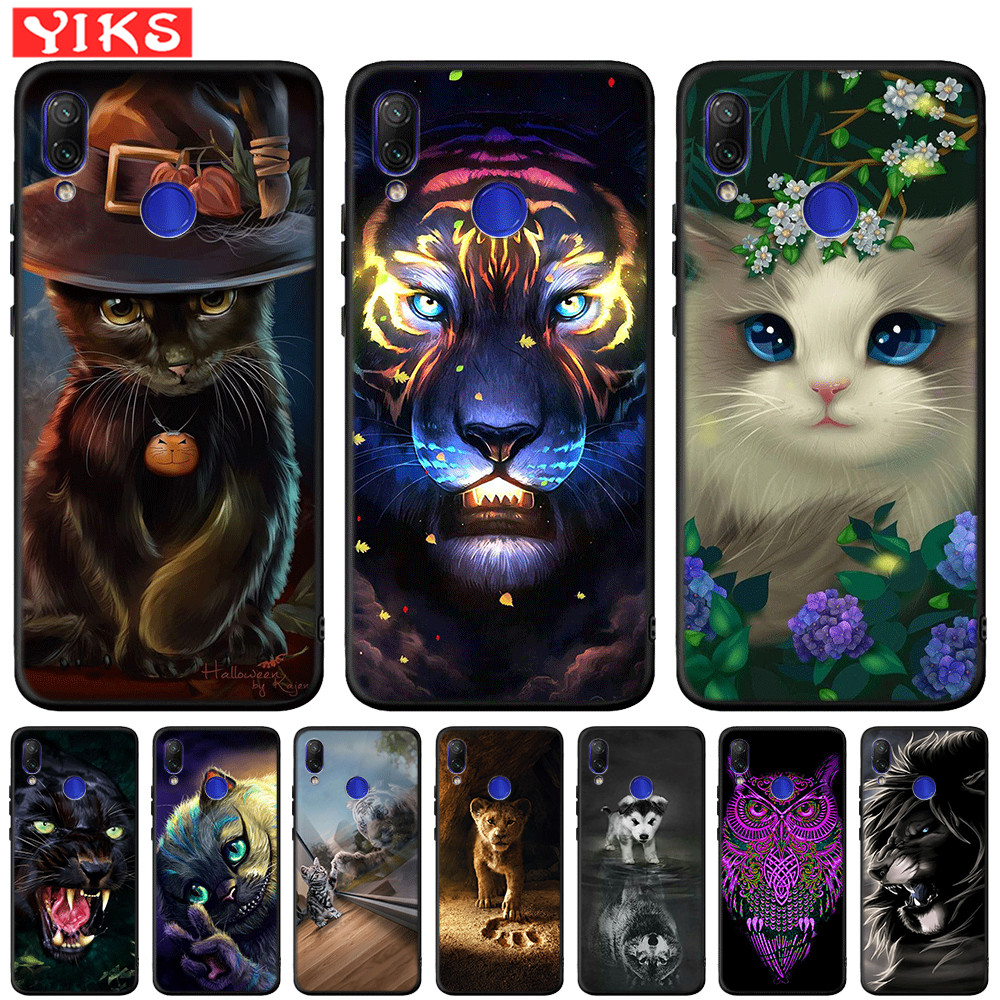 The Newest <font><b>Lion</b></font> King Silicone Phone <font><b>Case</b></font> For Redmi 5 Plus 6 Pro 4X 6 6A 7 7A Note 6 7 Pro 5 For <font><b>Mi</b></font> A2 Lite 5X 6X 9t Pocophone F1 image