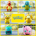 Genuine Pokemon Toy 6 Styles Model Doll Garage Kit Anime Action Figures Desktop Decor Car Decoration Animation Ornament Kid Gift