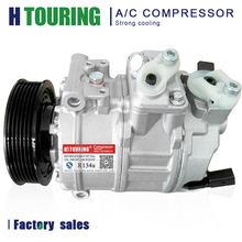 For Audia3ac compressor Volkswagen CC EOS GT I Jetta Passat Tiguan 1K0820803A 1K0820803E 1K0820803J 1K0820859C 1K0820859Q