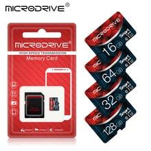 Classe 10 cartão micro sd de alta velocidade cartão de memória 128gb 64gb 32 usb mini flash disco vara unidade para gravador condução frete grátis
