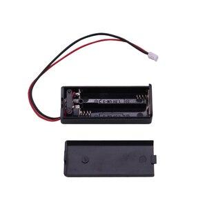 Image 5 - BBC Micro: bit Starter Kit met Micro bit Acryl case + Micro bit batterij case Alligator Clips Gebruikt voor Onderwijs DIY Beginners