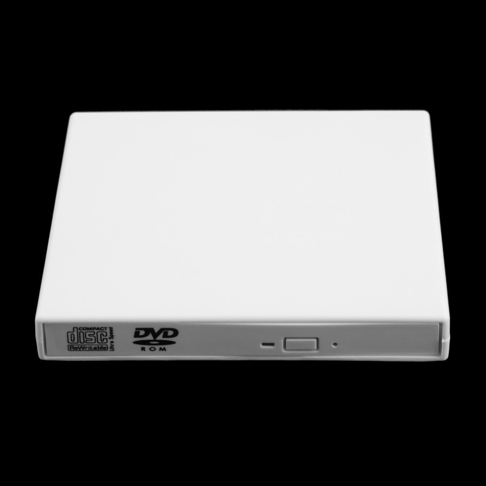 Universal USB External Combo Optical Drive CD Player CD Blu-ray Burner for PC Laptop Win 7 8 DVD Burner Drive For Computer