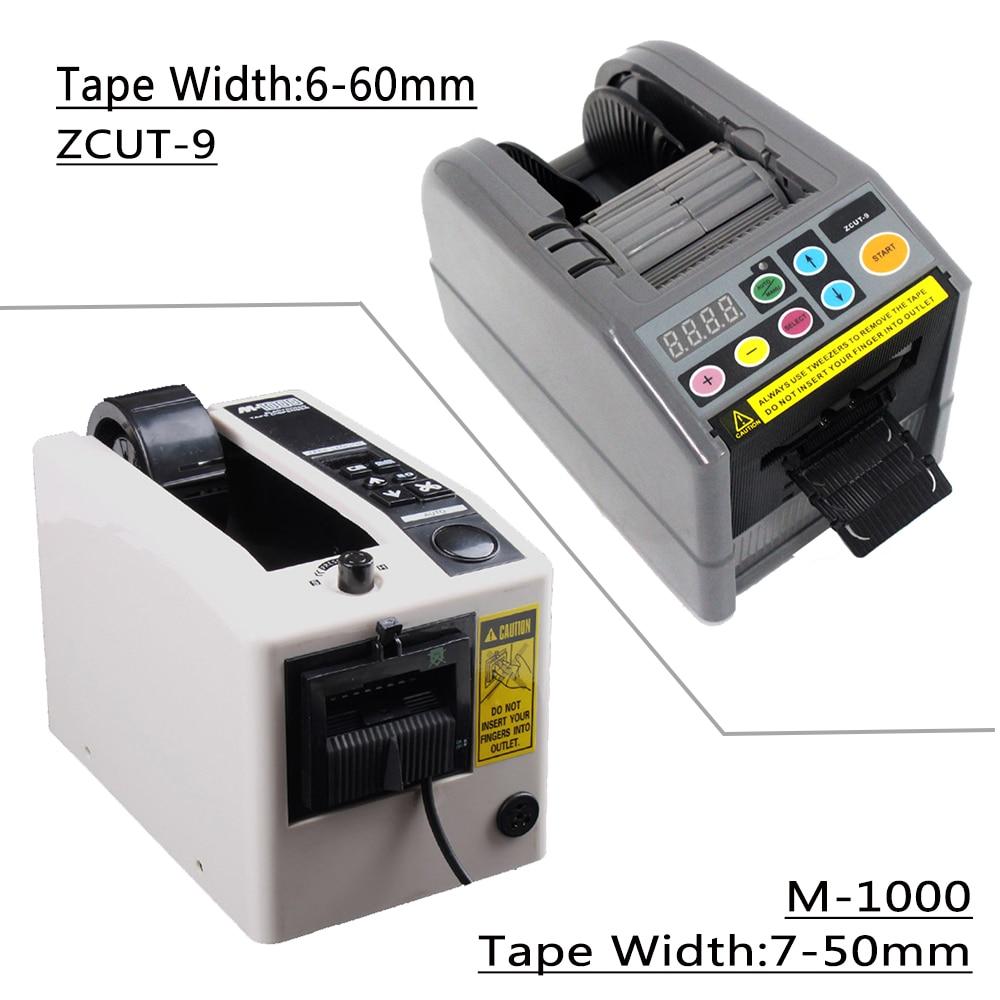 M-1000 Automatic Tape Cutting Machine Paper Cutter Tape Dispenser Office Supplies Cutting Tools Packing Slitt Machine 220V/110V