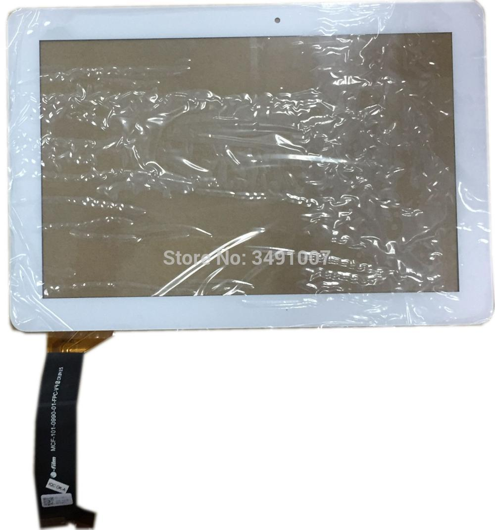 For <font><b>Asus</b></font> ME102 ME102A <font><b>K00F</b></font> WHITE MCF-101-0990-01-FPC-V4.0 Touch Screen Digitizer image