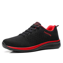 Men Outdoor Sneakers Summer Breathable Running Shoes Light Weight Sport Shoes Anti-Skid Walking Shoes for Travel Jogging Fitness
