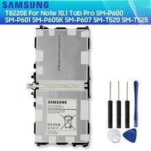 SAMSUNG Bateria Original T8220E T8220C/U Para Samsung GALAXY Tab Pro P600 Note10.1 P601 P605 SM-P605S SM-P605K P607T T520 SM-T525