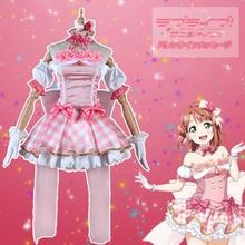 Cosplay Costume Love Live Dress Outfit PERFECT Anime School-Idol Dream-Project Uehara-Ayumu