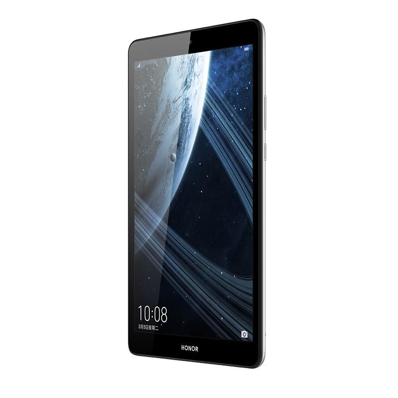Huawei почтовый ящик 5 планшет 8 дюймов 4 Гб 64 Гб Kirin 710 Восьмиядерный OTG 8.0MP Лицо ID 1200x1920 FHD дисплей 5100 мАч серый CN штекер - 2