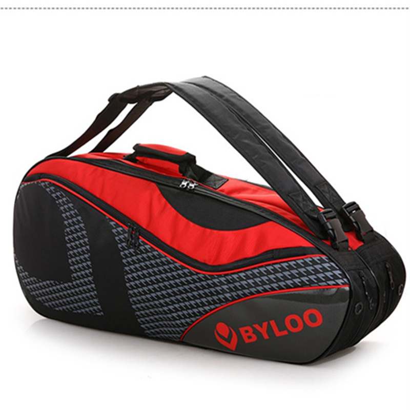 2020 New Professional Badminton Package Backpack Tennis Bag Tennis Racket Bag Badminton Racket Bag Sports Bag Training Racket