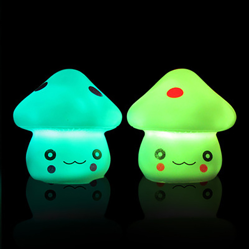 Led Night Light Baby Children's Room Decoration Bedside LED Toys Bedroom Decorative Modeling Lights Baby Children's Toys Gifts