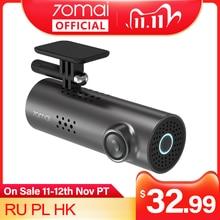 70mai רכב DVR 1S APP & אנגלית קול שליטה 70mai 1S 1080P HD ראיית לילה 70mai 1s דאש מצלמה מקליט WiFi 70mai דאש מצלמת