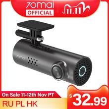 70mai voiture DVR 1S APP & anglais commande vocale 70mai 1S 1080P HD Vision nocturne 70mai 1S Dash caméra enregistreur WiFi 70mai Dash Cam