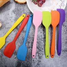 Brush Butter-Mixer Kitchenware Scraper Baking-Tool Silicone 2pcs Mixing