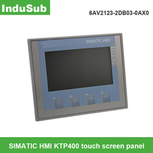 Neue und original SIMATIC HMI KTP400 touch screen panel 6AV2123-2DB03-0AX0 6AV21232DB030AX0