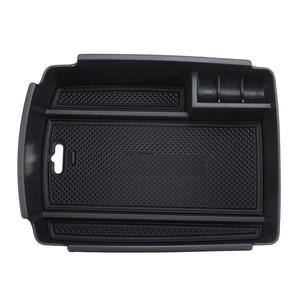 Центральный автомобильный подлокотник для хранения Контейнер держатель лоток для KIA Sportage KX5 QL на LHD 2016 2017
