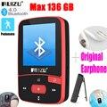 Спортивный Bluetooth MP3 плеер RUIZU X50, оригинальный плеер с 8 Гб, экраном для мини-клипов, поддержкой FM, записи, электронная книга, часы, шагомер