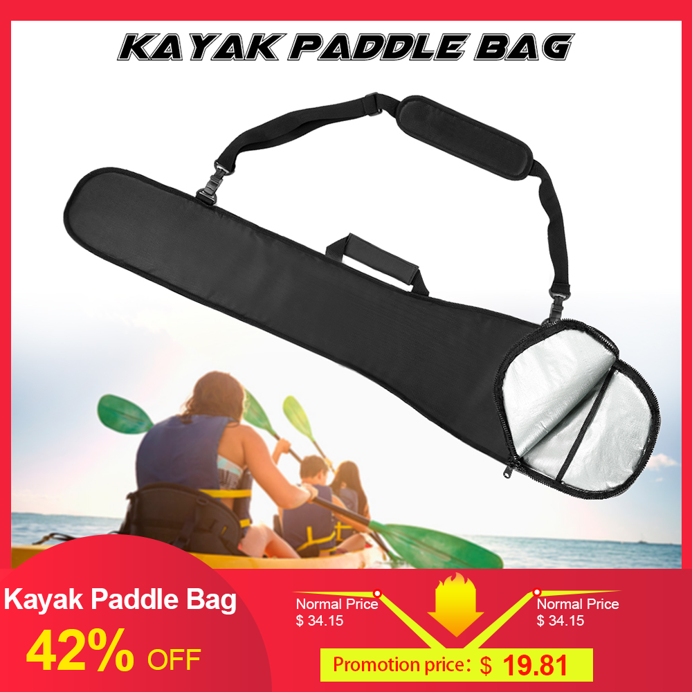 2019 Kayak Paddle Bag Long Boat Canoe Storage Holder Pouch Cover Water sport kayak storage cover