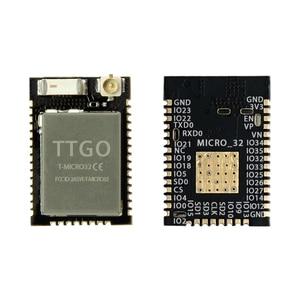 Image 2 - LILYGO®T Micro32 V2.0 Wifi Không Dây Bluetooth Module ESP32 PICO D4 IPEX ESP 32
