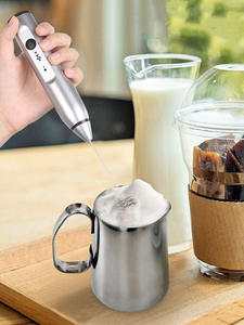 Foam-Maker Electric Cream Handheld Mini with 3-Speed Egg-Beater Kitchen-Tools Multi-Function