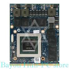 Video-Card Laptop Graphics MXM 980M for Dell Alienware/msi HP Clevo N16E-GX-A1 GDDR5
