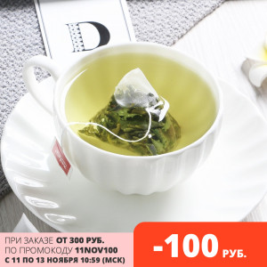 Oolong milk leaf tea Chinese top quality in trehugol bags 15 PCs 2g each. Coupon 550 rub. 2 PCs