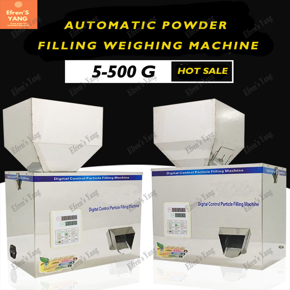 HOT Sale 5-500g Tea Packaging Machine Sachet Filling Machine Automatic Weighing Machine Powder Filler
