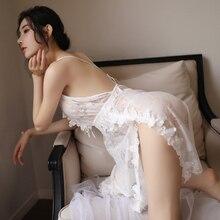 Hot Plus Size Backless Underwear Sleepwear Sexy Temptation T